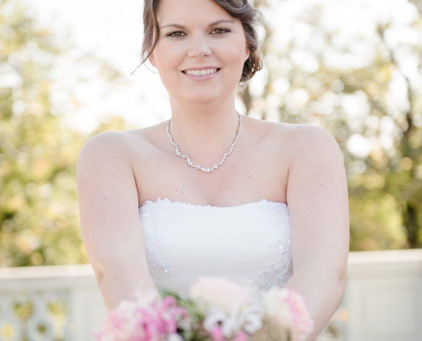 Das extravagante Brautstyling für deinen großen Tag!